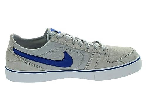 Nike Womens Free Rn Distance Wolf GreyDark GreyPink Blast Running Shoe (7.5)