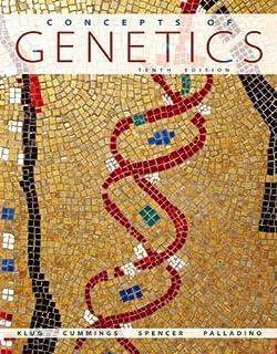 Concepts of genetics books a la carte edition 11th edition concepts of genetics 10th edition fandeluxe Images