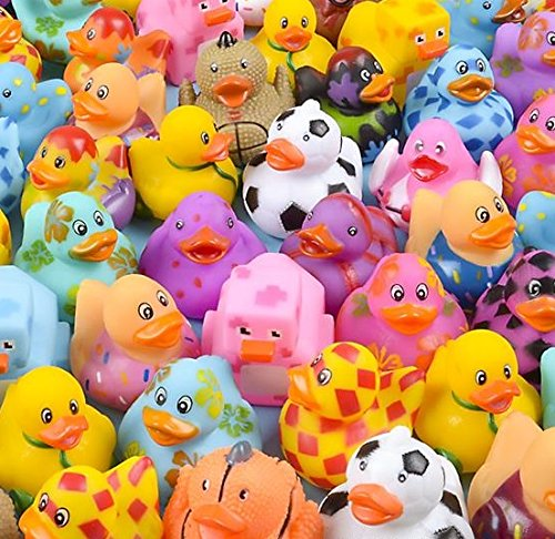 Happy Birthday Rubber Ducks - 4