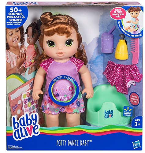 Potty Dance Baby Exclusive