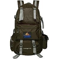 PioneerHiker 50-liter Hiking Backpack (Multi Colors)
