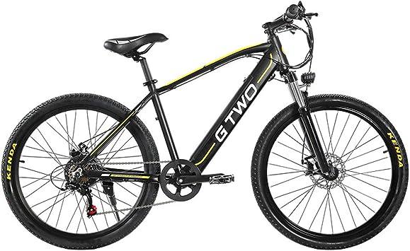 GTWO G2 Bicicleta montaña de 26 Pulgadas 48V 9.6Ah Batería de ...