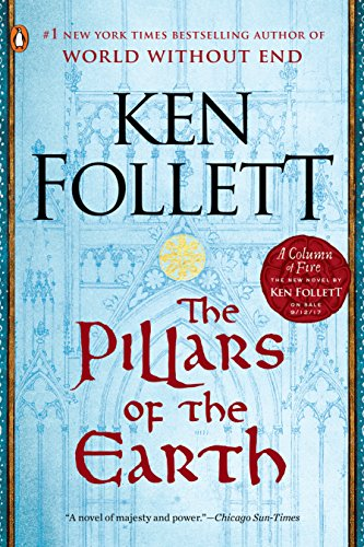 The Pillars of the Earth (Kingsbridge Book 1) cover