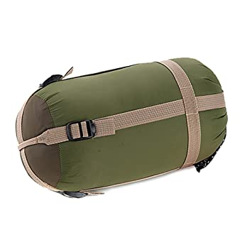 VCIU@@ Saco De Dormir para Exteriores 10 ° C Sobre/Bolsa Rectangular Mini Keep Warm Portable Ultra Light (Ul) para - Verde Militar: Amazon.es: Deportes y ...