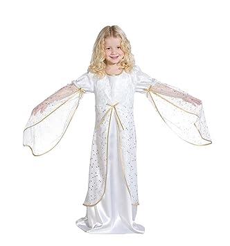 Rubies 12230128 - Disfraz de ángel para niña (talla 128 ...