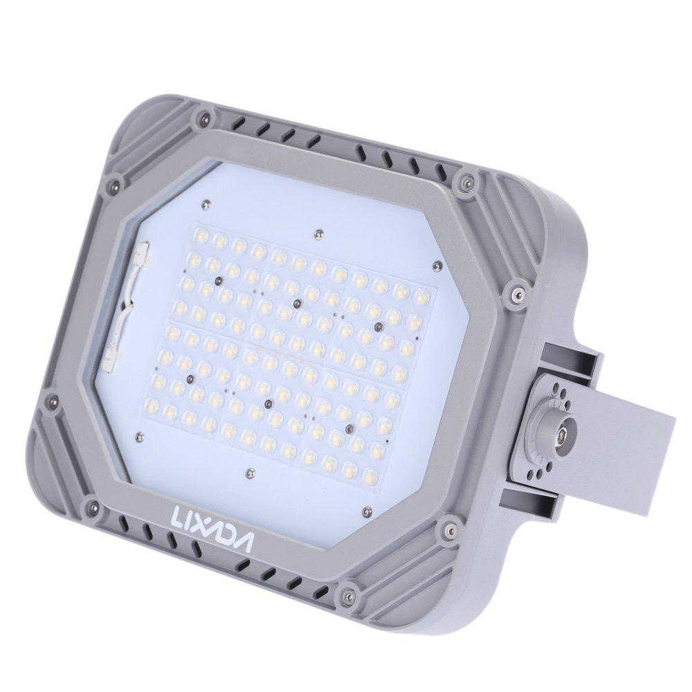 LIXADA 80W/150W/200W LED投光器 超高輝度 IP66防水 屋外照明 作業灯 景観照明 防犯 防災 スポットライト用【UL認定済み】 (80W 9200LM) B01HRLAVJ4 28855 80W 9200LM 80W 9200LM