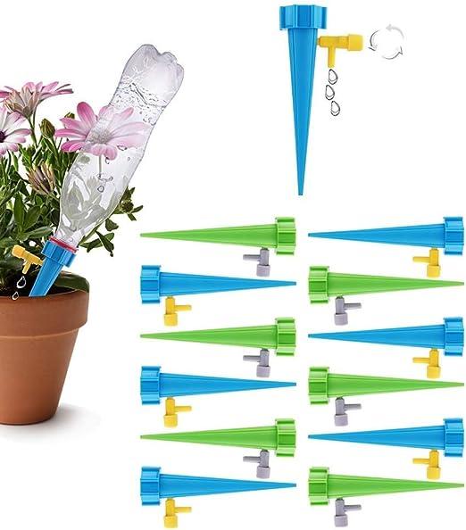 ZHAO YING Sistema de espigas for Plantas de Interior y Exterior de ...