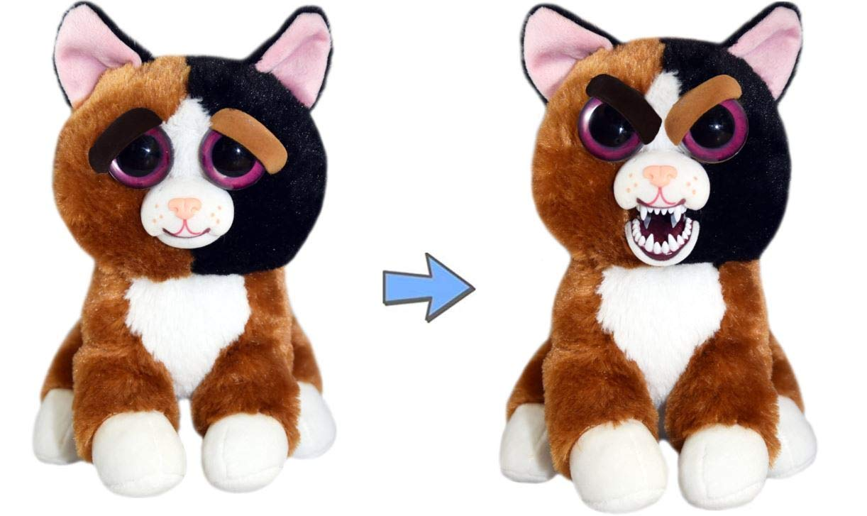 Feisty Pets Mary Monstertruck The Calico Cat by Feisty Pets