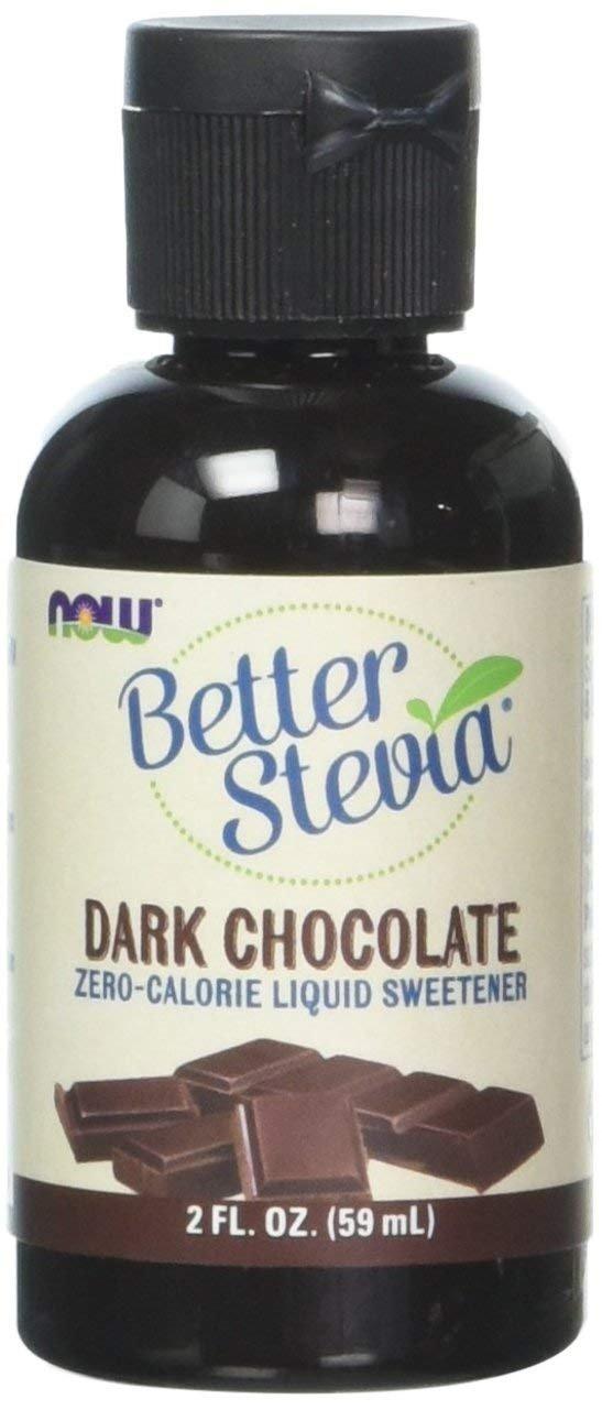 Now Foods BetterStevia Liquid Extract (Dark Chocolate) - 2 fl. oz. by Now Foods