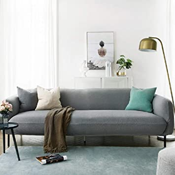 Amazon.com: KARUILU Home - Funda de sofá de tejido Jacquard ...