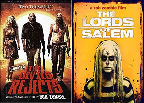(Rob Zombie Horror Fest: The Devils Rejects, The Lords Of Salem (Double Feature 2 DVD- Movie)