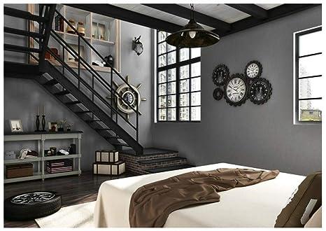Tapeten-moderne minimalistische schwarze feine Linien-nichtgewebte Wandpapier-Dekoration   für Haupthotelbüro