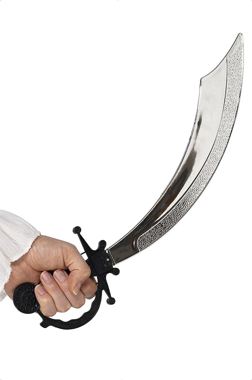 3 x Smiffy's Pirate Sword, 50 cm 3 x Smiffy's Pirate Sword