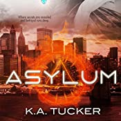 Asylum: Causal Enchantment, Book 2 | K. A. Tucker