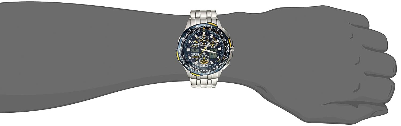 Citizen herren armbanduhr digital edelstahl silber jy0040 59l