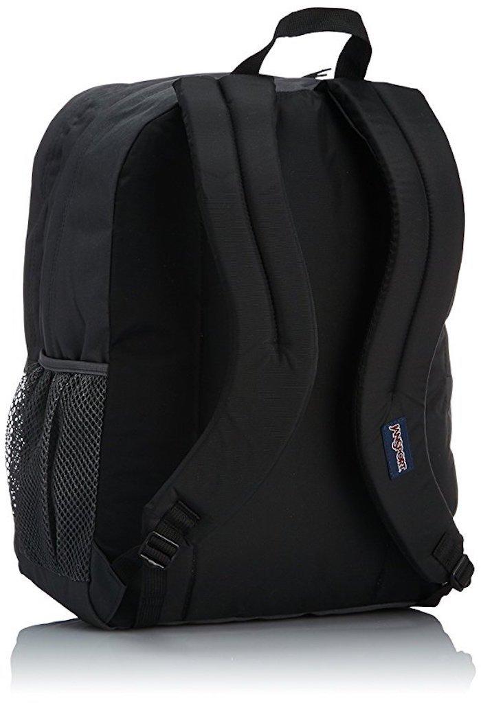 JANSPORT BIG STUDENT BACK BAG (Forge Grey) by JanSport (Image #2)