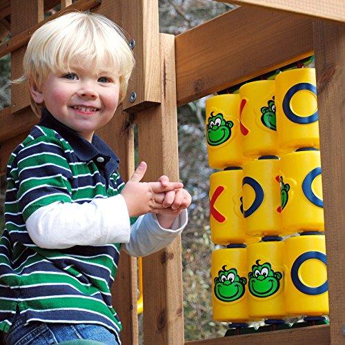 Playtime Swing Sets Tic-Tac Toe Panel -