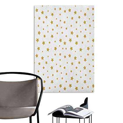 Amazon Self Adhesive Wallpaper For Home Bedroom Decor Star Inspiration Gold Themed Bedroom Ideas Creative