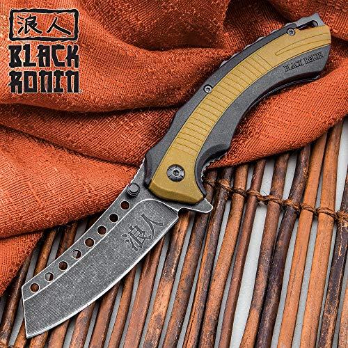 (United Cutlery UC3218-BRK Ronin Bushido Linerlock A/O)