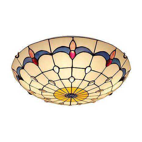 DSHBB Luces de Techo, 40cm lámpara de Techo Colgante Estilo ...