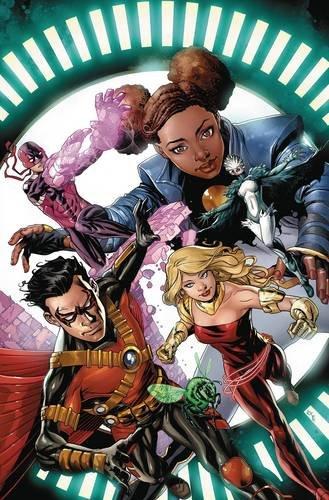 Book Cover: Teen Titans Vol. 4: When Titans Fall
