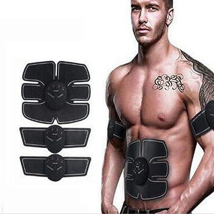 Uxsiya Masseur de Stimulation Musculaire pour entra/îneur de Fesses Technologie EMS Non Toxique pour fa/çonner la Fesse