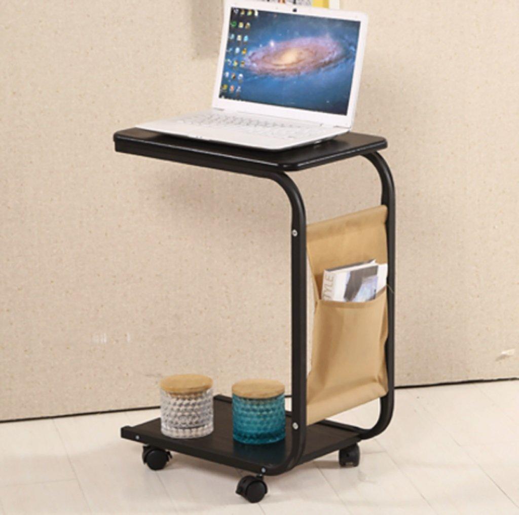 シンプルなミニモバイルサイドソファテーブル小さなコーヒーテーブル北欧ベッドサイドキャビネット小さなティーテーブルサイズ:30 * 45 * 65センチメートル (色 : C) B07F84PCGY C C