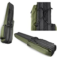 Fishing Rod Holdall, Holder, Bag, Carry Case, Luggage for made up rods with reels - 190cm / 74in