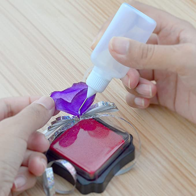 Amazon.com: bantoye 10 pcs punta de aguja aplicador de ...
