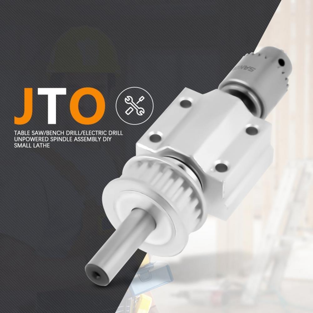 Huso de la m/áquina herramienta Asamblea de alto rendimiento del eje de la alta precisi/ón para la taladradora de la tabla Prensa de taladro de DIY