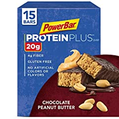 After leaving it all on the court, field, or gym, PowerBar Protein Plus bars are there, offering an excellent source of protein and superior taste to help post-workout muscles recover with ease. Available in 5 delicious flavors: Vanilla, Choc...