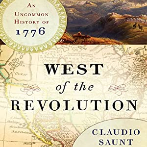 West of the Revolution Audiobook