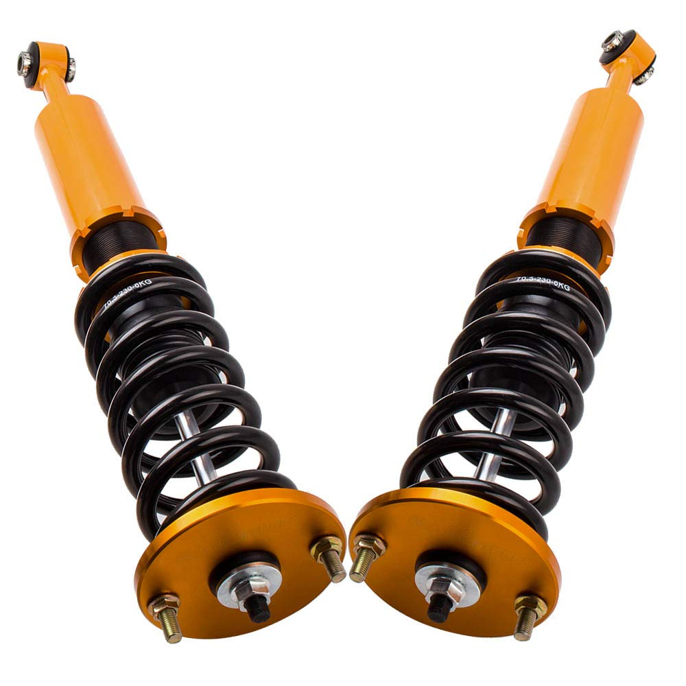 Coilovers Suspension Stut for Honda Accord 03-07 Acura TSX 04-08 Adjustable Height Coil Spring Strut Shock Absorber