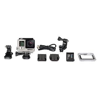 GoPro HERO4 BLACK  Moto Bundle