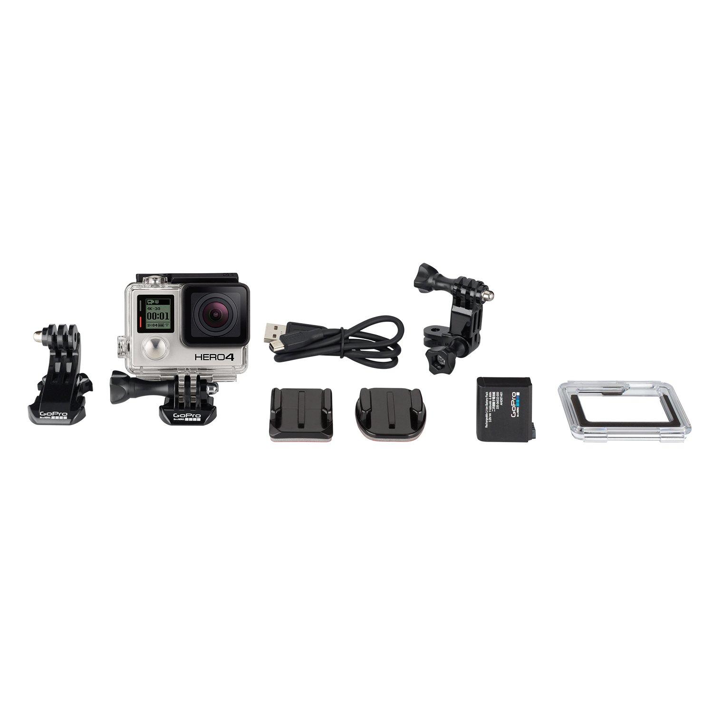 GoPro HERO4 BLACK  Moto Bundle by GoPro