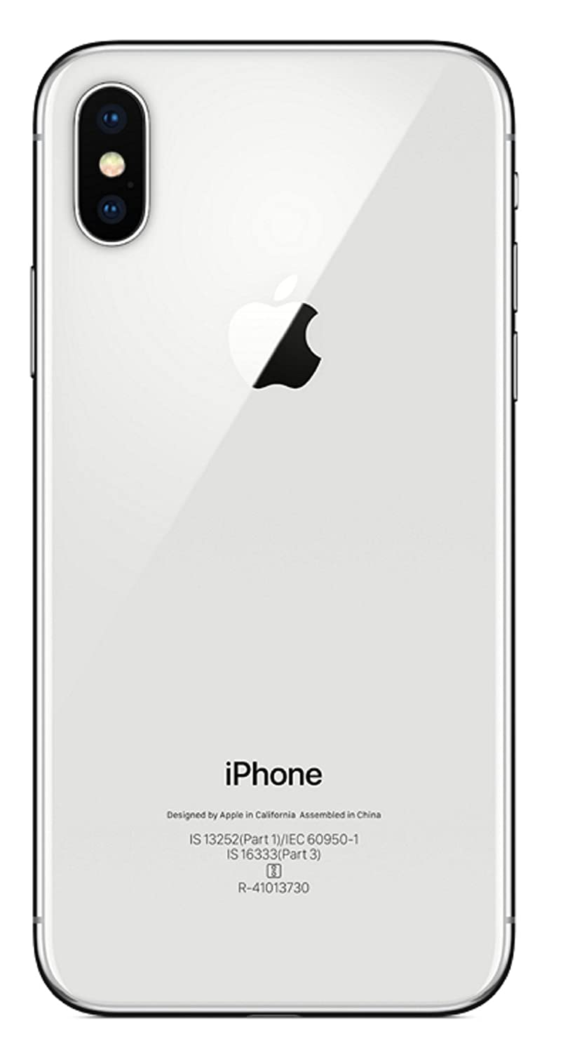 low priced 03bb3 f1c10 Apple iPhone X (Silver, 64GB) - with 70% Jio Buyback Offer