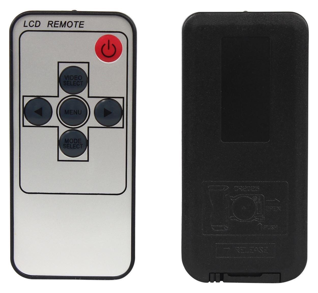 "Pair Rockville RHP7-BK 7"" Black TFT-LCD Car Headrest Monitors+2 Wireless Headset by Rockville (Image #5)"
