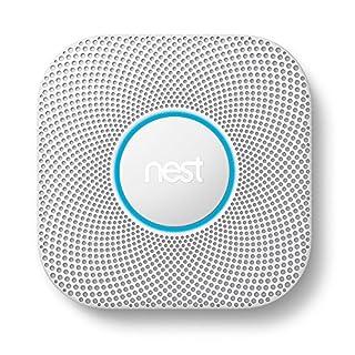 Nest Protect Smoke & Carbon Monoxide Alarm, Battery (2nd gen) (B00XJEGEOA) | Amazon price tracker / tracking, Amazon price history charts, Amazon price watches, Amazon price drop alerts