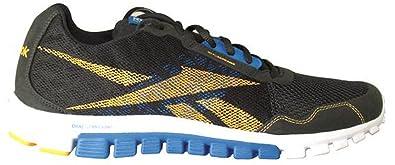 on sale 8720c 56f60 Reebok Realflex Run 2.0 Men s Running Shoes Size US 8, Regular Width, Color  Blue