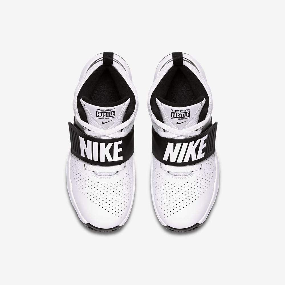 Nike Team Hustle D 8, Zapatos de Baloncesto Unisex Niños: Amazon ...