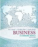 Loose Leaf Business: a Changing World with Connect Plus, Ferrell, O. C. and Hirt, Geoffrey, 0077713117