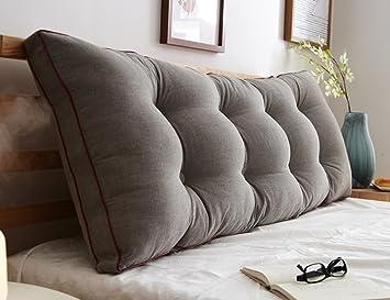 Cuscini testiera da letto testiere capezzale cusci supporto bedhead