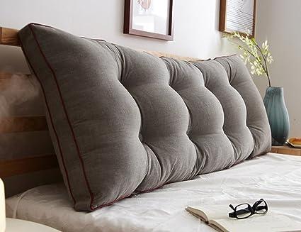 Letto Senza Testiera Cuscini : Cuscini testiera da letto testiere capezzale cusci supporto bedhead