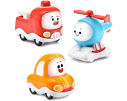 VTech Go! Go! Cory CarsonBundle with Cory, Freddie and Halle