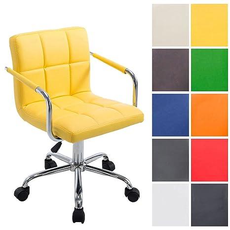 Bürostuhl Lucy V2 Stoff Schreibtischstuhl Arbeitsstuhl Drehstuhl Rolhocker