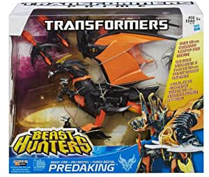 Transformers Prime - Beast Hunters - Ultimate Leader Class Beast Fire Predaking Figure by Hasbro