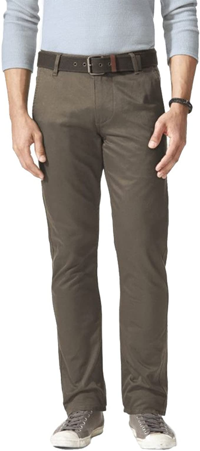 Dockers Men/'s Slim Tapered Stretch Fit Washed Khaki All Motion Pants