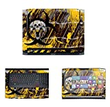 "Decalrus - Protective Decal Skin Sticker for Acer Predator 17X GX-791 (17.3"" Screen) case cover wrap ACpredatorGX_791-2"
