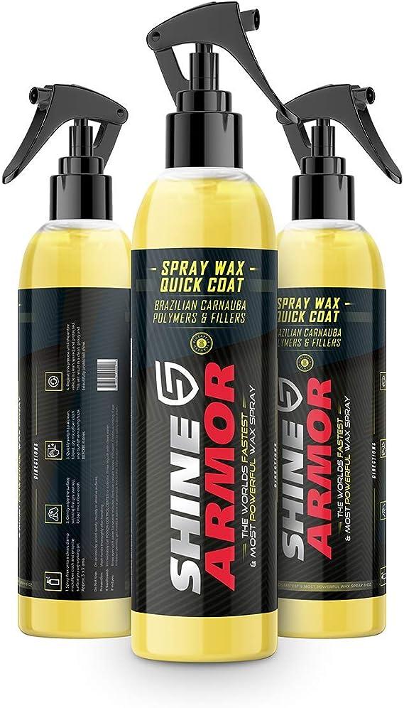 Amazon.com: Shine Armor Fortify Quick Coat: Automotive
