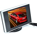 (3.5 inch) - 8.9cm TFT LCD Monitor for Car / Automobile